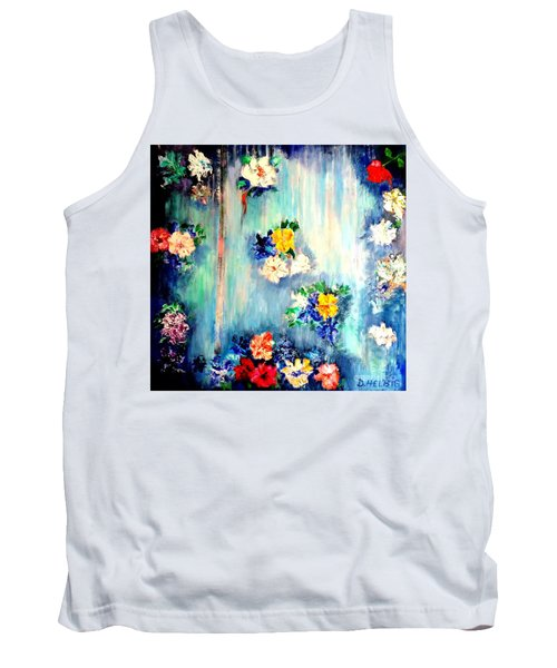 Out Of Time II Tank Top