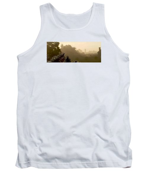 Out The Front Door Tank Top by Steven Lebron Langston