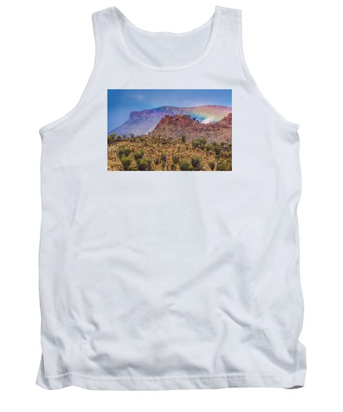 Outback Rainbow Tank Top