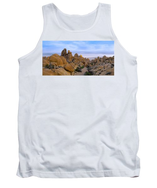 Outer Limits Pano View Tank Top
