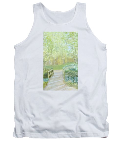 Over The Bridge Tank Top