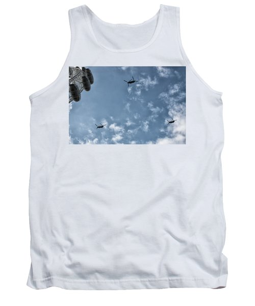 Over The Eye Tank Top