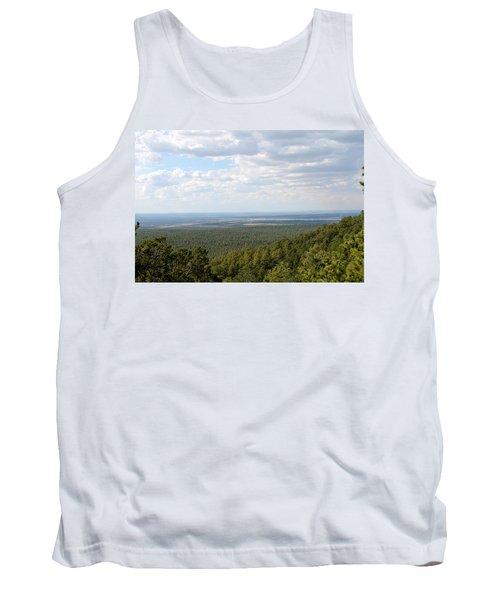 Overlooking Pinetop Tank Top