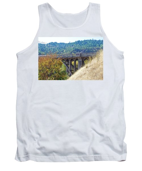 Overpass Underpinnings Tank Top by Adria Trail