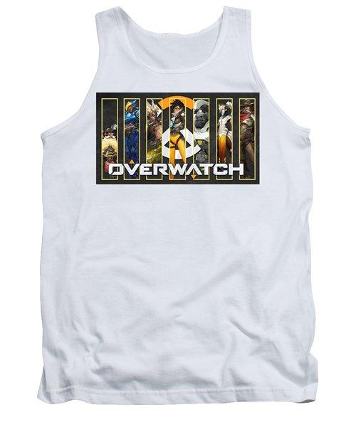 Overwatch Tank Top