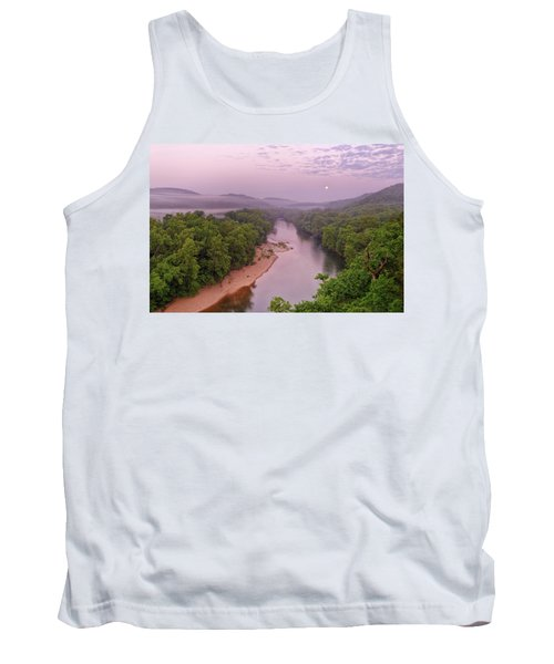 Owl's Bend Tank Top by Robert Charity