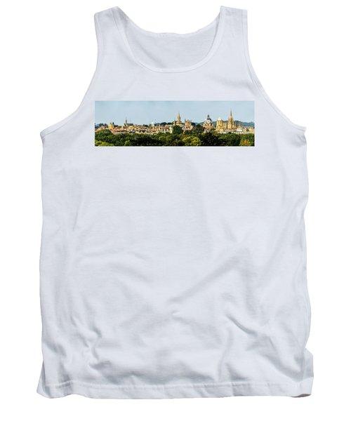Oxford Spires Tank Top by Ken Brannen