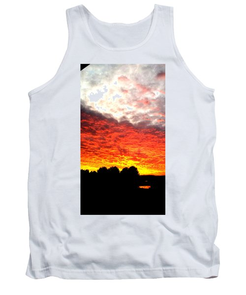 Pacific Coast Skies Tank Top