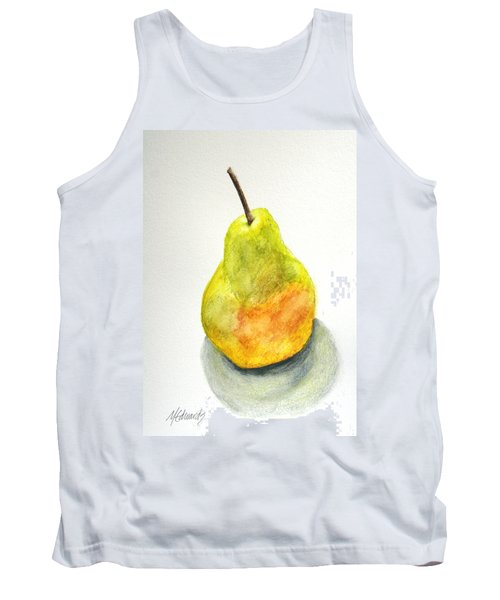 Paint Before Eating Tank Top by Marna Edwards Flavell