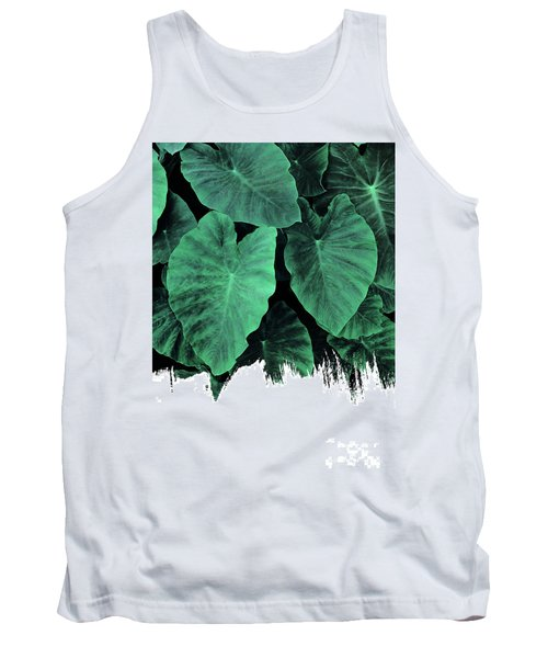 Paint On Jungle Tank Top