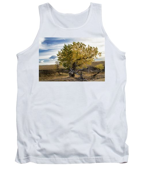 Painted By Nature Tank Top by Alana Thrower