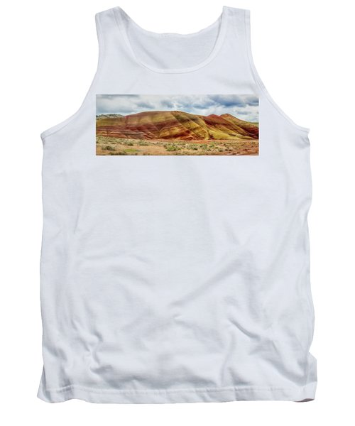 Painted Hills Panorama 2 Tank Top