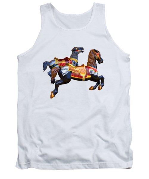 Painted Ponies Tank Top