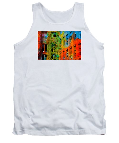 Painted Windows Tank Top