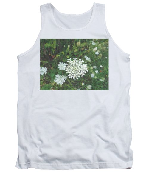 Pale Queen Tank Top