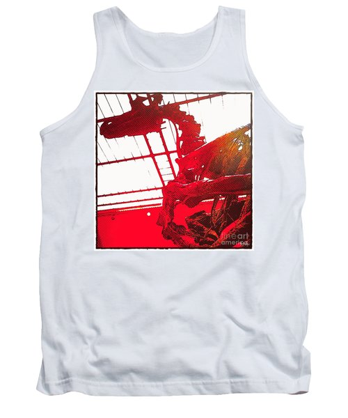 Paleo Figther Tank Top