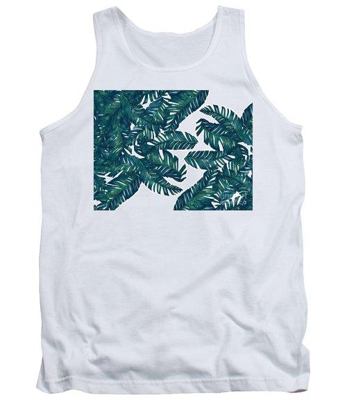 Palm Tree 7 Tank Top