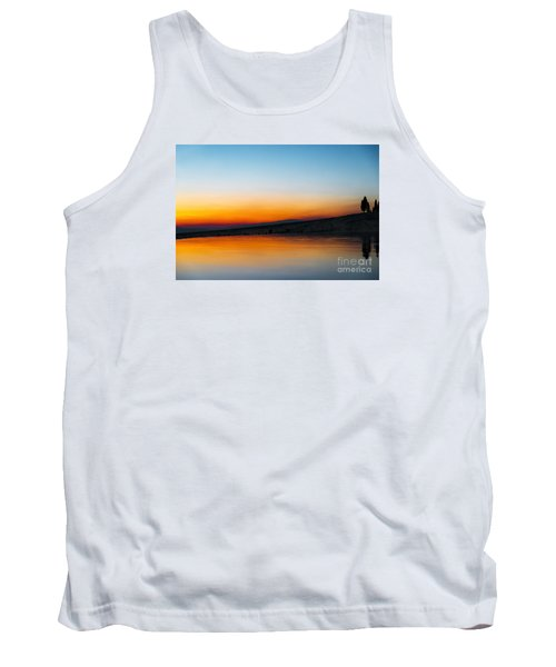 Tank Top featuring the photograph Pammukale by Yuri Santin