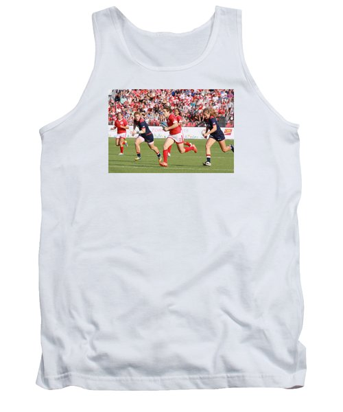 Panam Games. Womens' Rugby 7's Tank Top