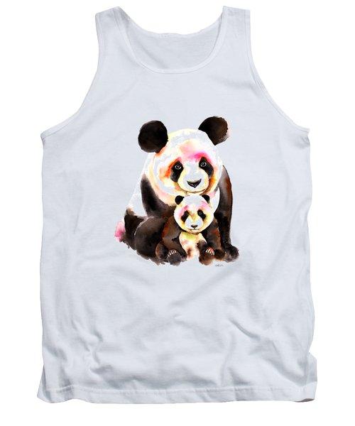 Panda Bear Tank Top