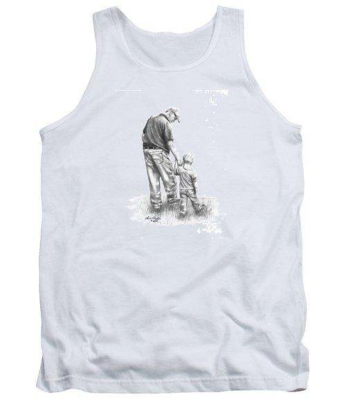 Papaw And His Sidekick Tank Top