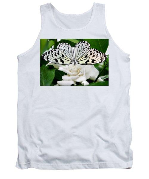 Paperkite On Gardenia Tank Top