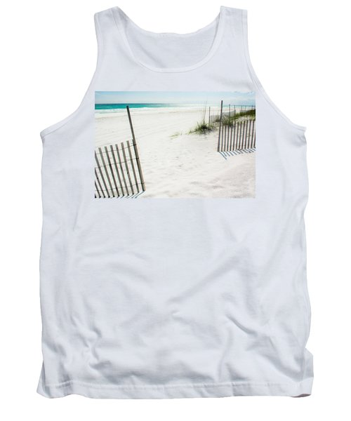 Paradise Scenery Tank Top by Shelby  Young