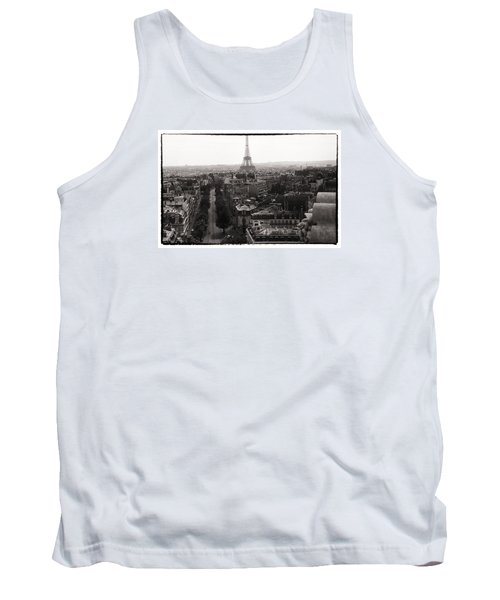 Paris 1966 Tank Top