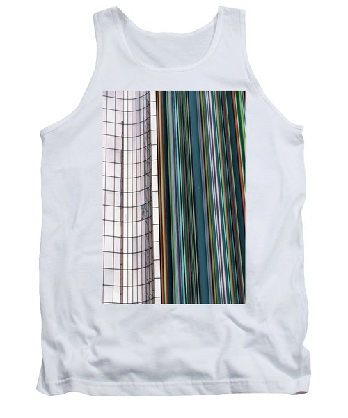 Tank Top featuring the photograph Paris Abstract by Steven Richman