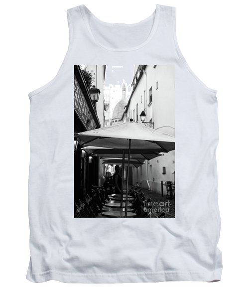 Paris Scene Tank Top