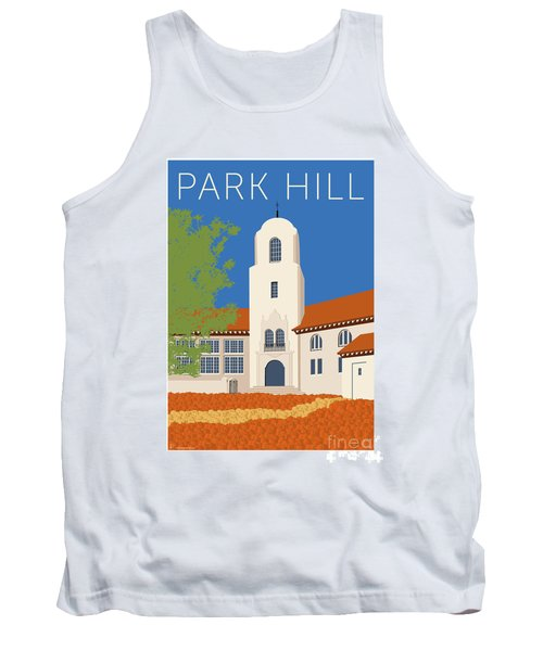 Park Hill Blue Tank Top