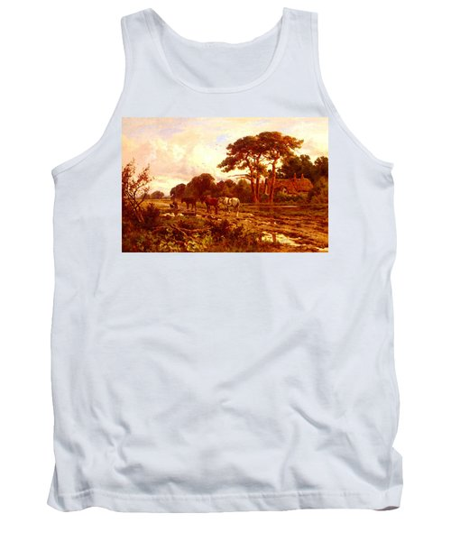 Parker Henry H The End Of The Day Tank Top