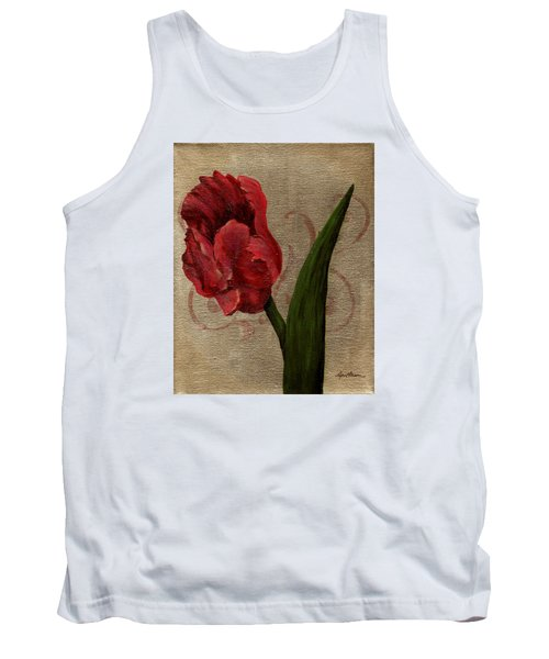 Parrot Tulip I Tank Top