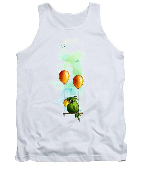 Parrots Tank Top