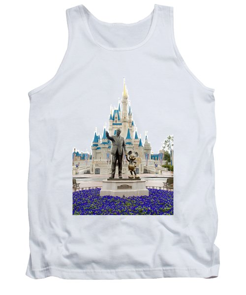 Partners Tank Top by Greg Fortier