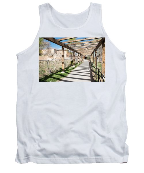 Passage To Sanctuary Tank Top