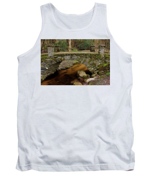 Tank Top featuring the photograph Passing Over Many Years by Mike Eingle