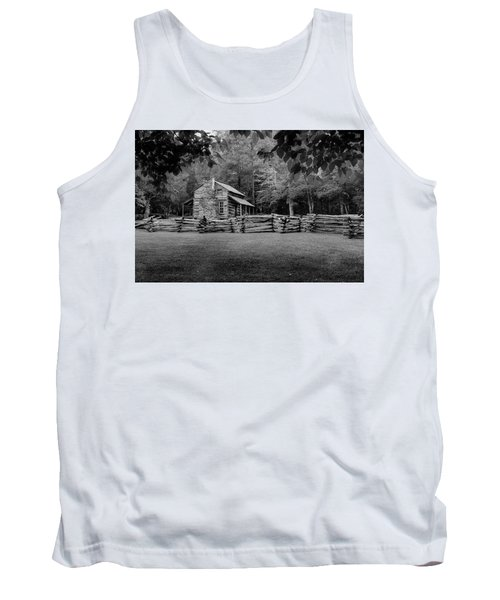 Passing Through The Cove Tank Top