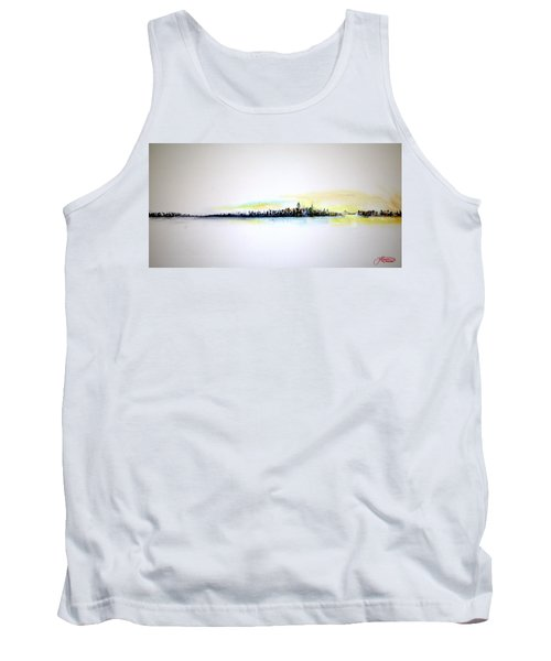 Pastel Morning Tank Top