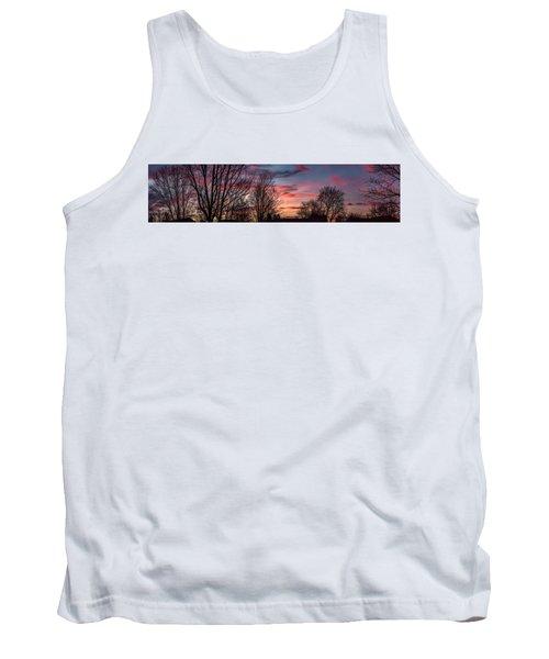 Pastel Sunrise Tank Top