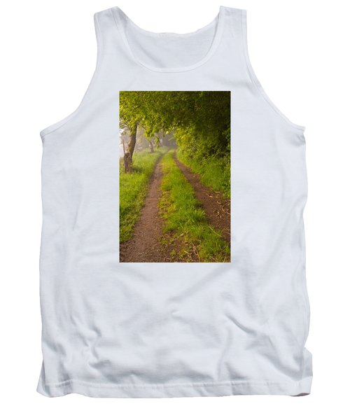 Path From Bullock Lake Tank Top