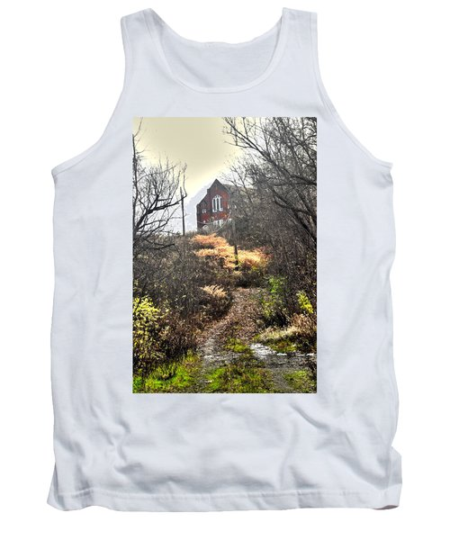 Path To Salvation Tank Top