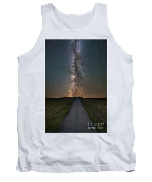 Path To The Stars  Tank Top