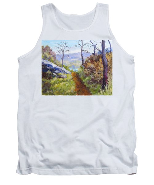 Path To The Water Tank Top
