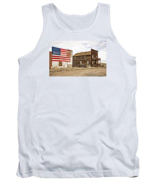 Patriotic Bordello Tank Top