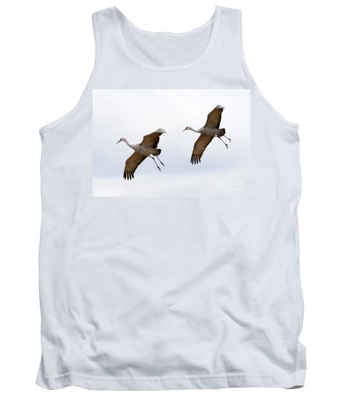 Pattern Of Two Tank Top