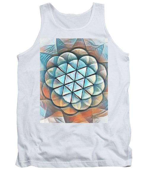 Patterns Of Life Tank Top