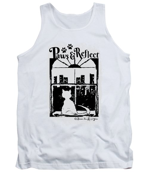 Paws And Reflect Tank Top