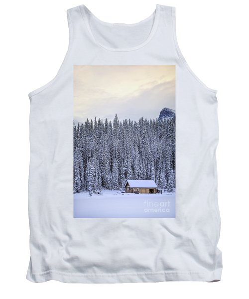 Peaceful Widerness Tank Top