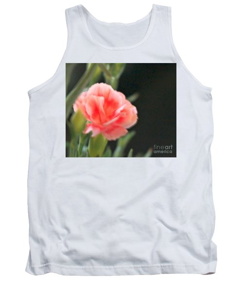 Peach Dream Tank Top by Cathy Dee Janes